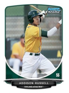 2013 Bowman Chrome Baseball Prospect Variation Short Prints Guide 3