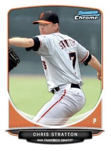 2013 Bowman Chrome Baseball Prospect Variation Short Prints Guide 20