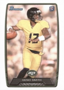 Geno Smith Rookie Card Checklist and Guide 1
