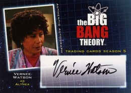 Bazinga! See the First 2013 Cryptozoic Big Bang Theory Season 5 Autographs 11