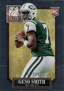 Geno Smith Rookie Card Checklist and Guide 4