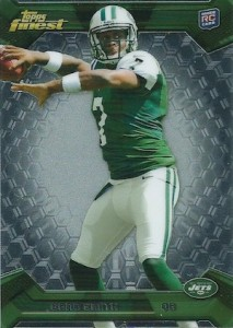 Geno Smith Rookie Card Checklist and Guide 5