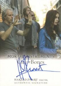2013 Leaf The Mortal Instruments: City of Bones Autograph Guide 7