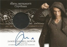 2013 Leaf The Mortal Instruments: City of Bones Autograph Guide 4