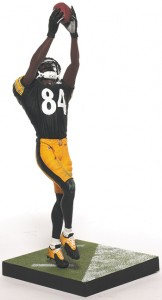 2013 McFarlane NFL 32 Antonio Brown