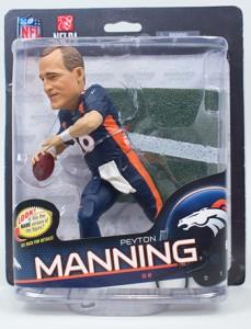 2013 McFarlane NFL 32 Peyton Manning Variant