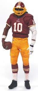 2013 McFarlane NFL Playmakers Series 4 Robert Griffin III