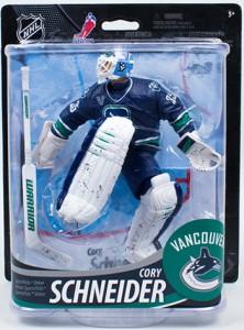 2013 McFarlane NHL 33 Cory Schneider Variant