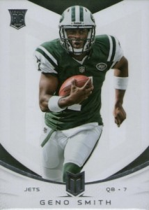 Geno Smith Rookie Card Checklist and Guide 6