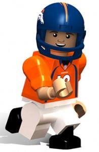 Playtime: 2013 OYO NFL Minifigures 1