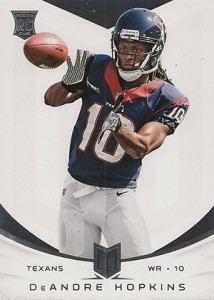 DeAndre Hopkins Rookie Card Checklist and Guide 5