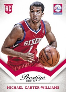 2013-14 Panini Prestige Basketball Cards 46