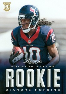 DeAndre Hopkins Rookie Card Checklist and Guide 7