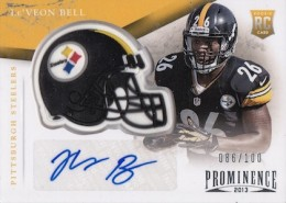 2013 Panini Prominence Football Cards 27