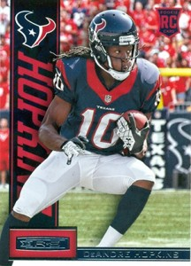 DeAndre Hopkins Rookie Card Checklist and Guide 9