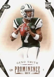 Geno Smith Rookie Card Checklist and Guide 9