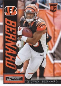 Giovani Bernard Rookie Card Checklist and Guide 32