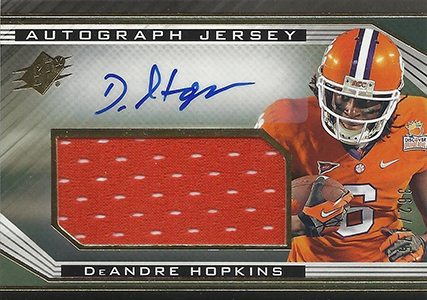 DeAndre Hopkins Rookie Card Checklist and Guide 16