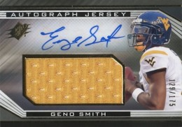 Geno Smith Rookie Card Checklist and Guide 17