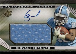 Giovani Bernard Rookie Card Checklist and Guide 41
