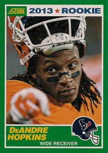 DeAndre Hopkins Rookie Card Checklist and Guide 10