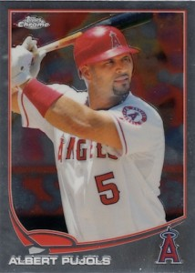 2013 Topps Chrome Baseball Variation Short Prints Guide 29