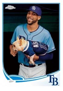 2013 Topps Chrome Baseball Variation Short Prints Guide 28