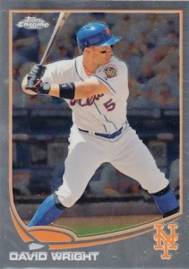 2013 Topps Chrome Baseball Variation Short Prints Guide 33