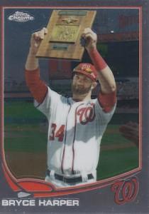 2013 Topps Chrome Baseball Variation Short Prints Guide 50