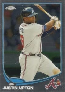 2013 Topps Chrome Baseball Variation Short Prints Guide 35