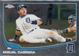 2013 Topps Chrome Baseball Variation Short Prints Guide 23