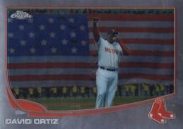 2013 Topps Chrome Baseball Variation Short Prints Guide 14