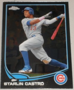 2013 Topps Chrome Baseball Variation Short Prints Guide 15