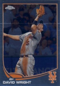 2013 Topps Chrome Baseball Variation Short Prints Guide 34