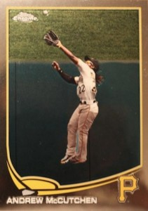 2013 Topps Chrome Baseball Variation Short Prints Guide 12