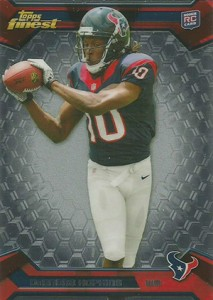DeAndre Hopkins Rookie Card Checklist and Guide 12