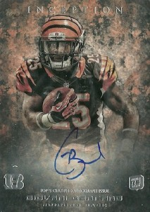 Giovani Bernard Rookie Card Checklist and Guide 7