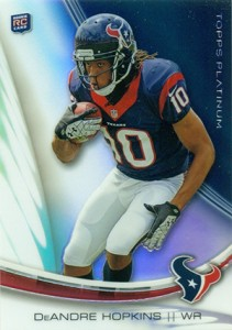 DeAndre Hopkins Rookie Card Checklist and Guide 14