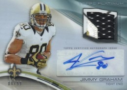 2013 Topps Platinum Football Cards 7