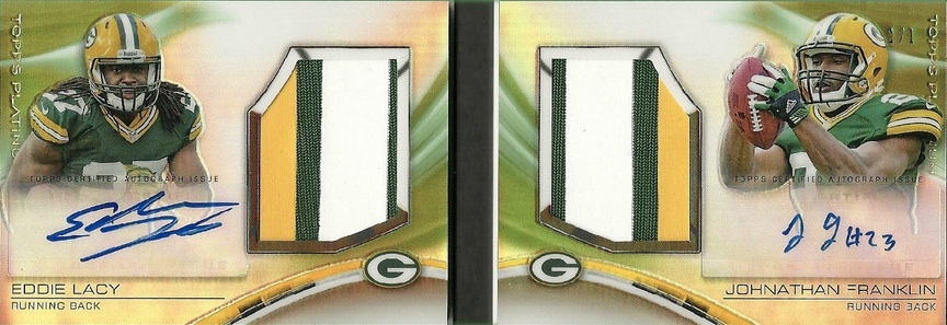 2013 Topps Platinum Football Cards 11