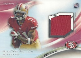 2013 Topps Platinum Football Cards 14