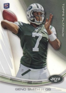 Geno Smith Rookie Card Checklist and Guide 15