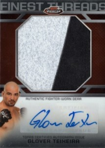 2013 Topps UFC Finest Trading Cards 34