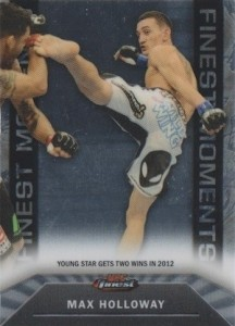 2013 Topps UFC Finest Trading Cards 31