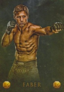 2013 Topps UFC Finest Trading Cards 37