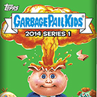 2014 Topps Garbage Pail Kids Series 1 Trading Cards