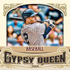 2014 Topps Gypsy Queen Baseball Cards