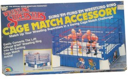LJN WWF Wrestling Superstars Figures - The Best Wrestling Toys Ever? 4