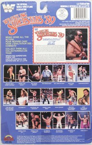 LJN WWF Wrestling Superstars Figures - The Best Wrestling Toys Ever? 9