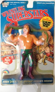 LJN WWF Wrestling Superstars Figures - The Best Wrestling Toys Ever? 6